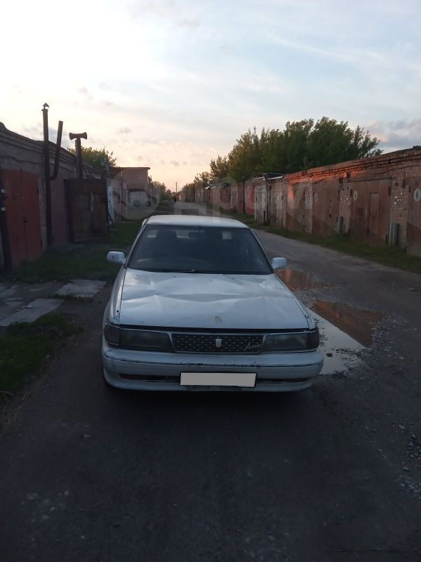 Toyota Chaser, 1989 год, 60 000 руб.