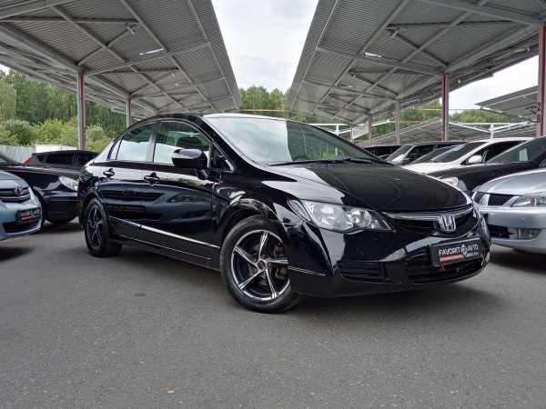 Honda Civic, 2010 год, 479 000 руб.