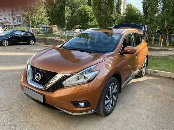 Nissan Murano, 2016 год, 1 890 000 руб.