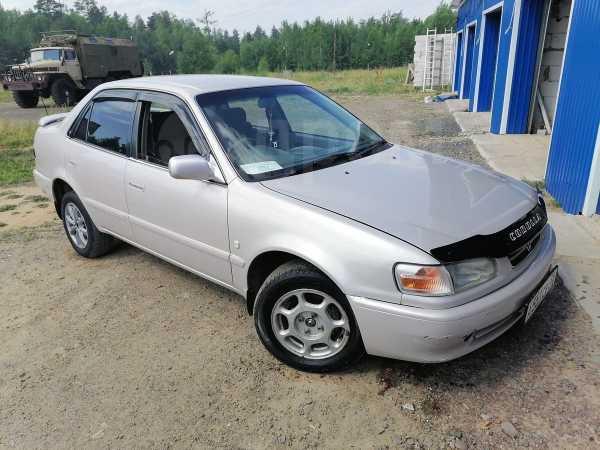 Toyota Corolla, 1997 год, 177 000 руб.