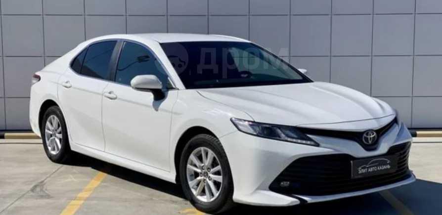 Toyota Camry, 2018 год, 1 399 000 руб.