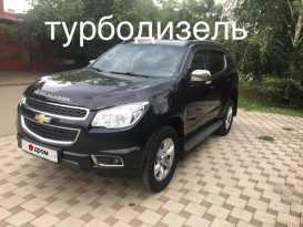 Краснодар TrailBlazer 2013
