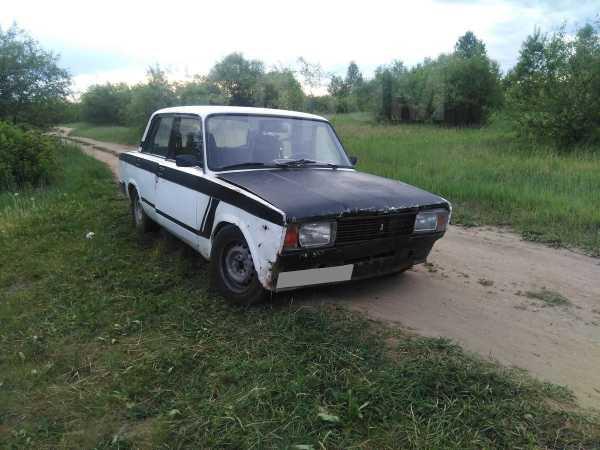 Лада 2107, 1989 год, 30 000 руб.