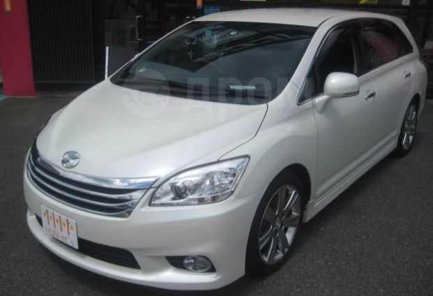 Toyota Mark X Zio, 2007 год, 340 000 руб.
