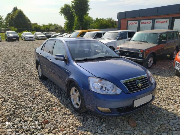 Geely Vision, 2008 год, 185 000 руб.