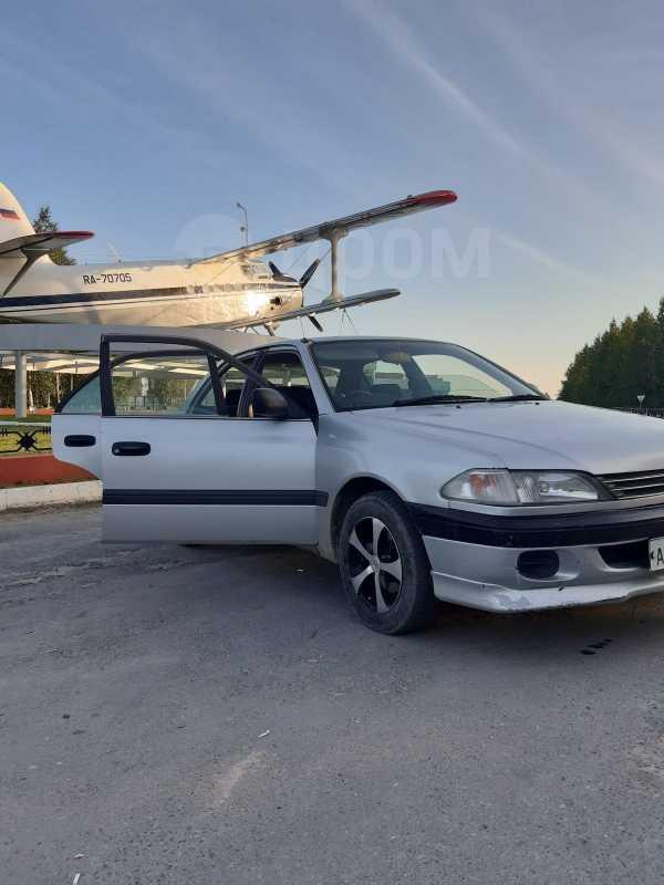 Toyota Carina, 1997 год, 132 000 руб.