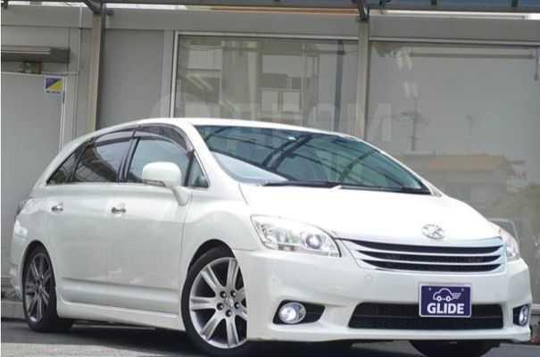 Toyota Mark X Zio, 2011 год, 320 000 руб.