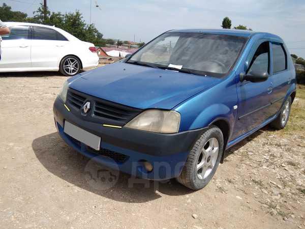 Renault Logan, 2005 год, 150 000 руб.