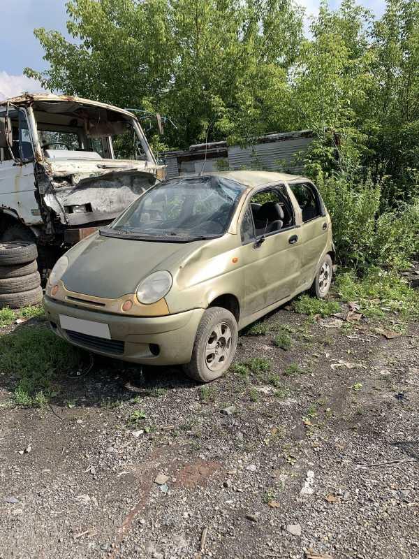 Daewoo Matiz, 2006 год, 37 000 руб.