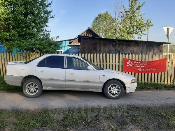 Mitsubishi Galant, 1995 год, 78 000 руб.