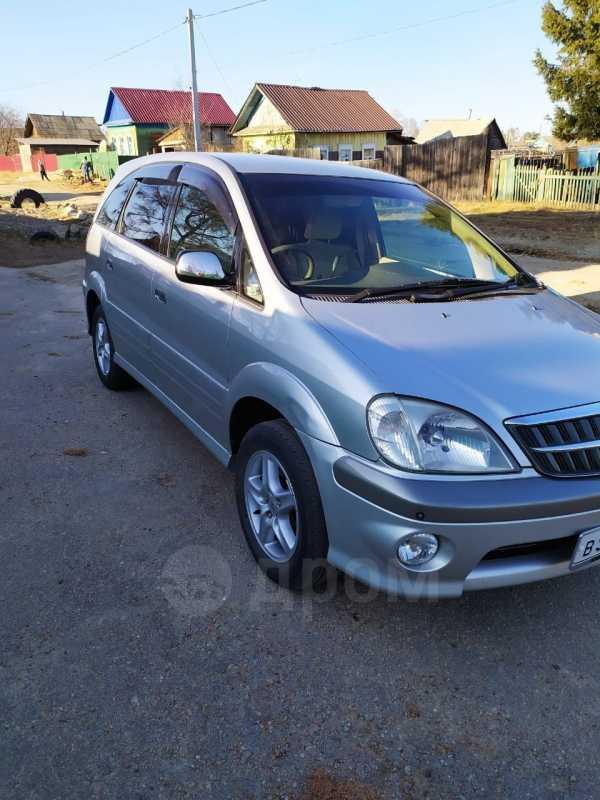 Toyota Nadia, 2002 год, 230 000 руб.