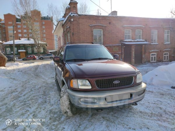 Ford Expedition, 1997 год, 550 000 руб.