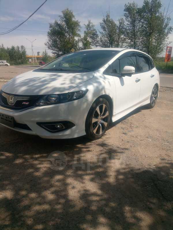 Honda Jade, 2017 год, 1 090 000 руб.