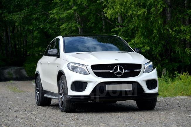 Mercedes-Benz GLE Coupe, 2018 год, 5 700 000 руб.