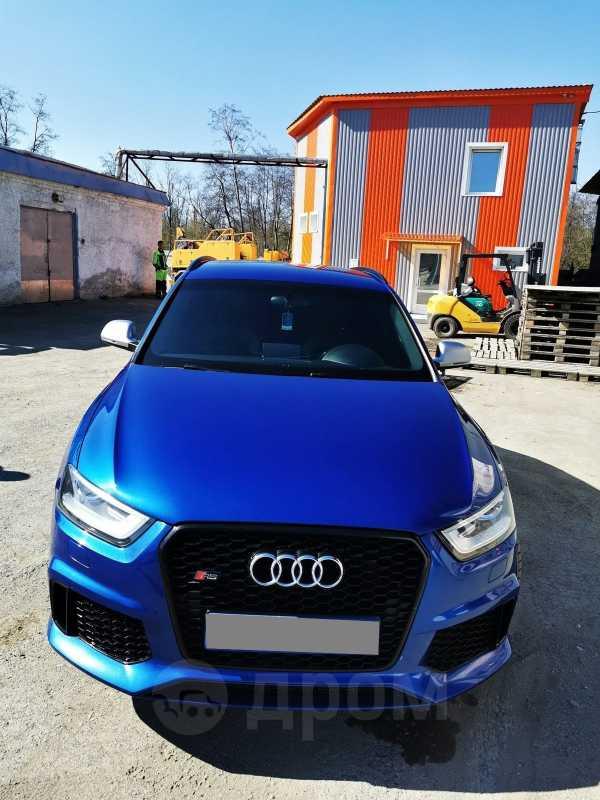Audi RS Q3, 2013 год, 1 600 000 руб.