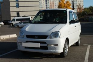 Чита Subaru Pleo 2009
