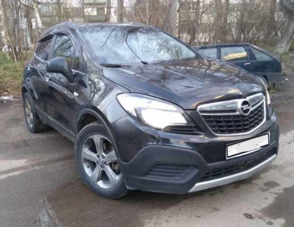 Opel Mokka, 2013 год, 540 000 руб.