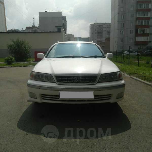 Toyota Mark II Wagon Qualis, 2001 год, 320 000 руб.