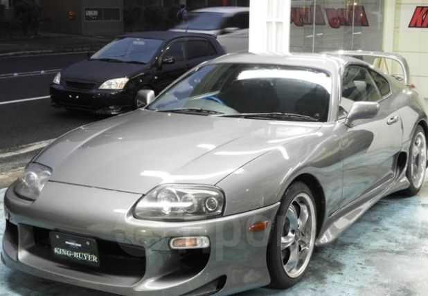 Toyota Supra, 1997 год, 1 300 000 руб.