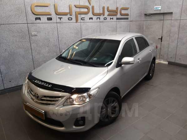 Toyota Corolla, 2012 год, 575 000 руб.