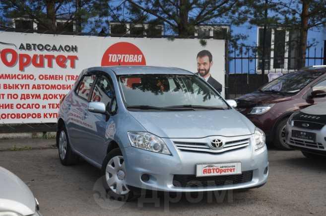 Toyota Auris, 2011 год, 640 000 руб.