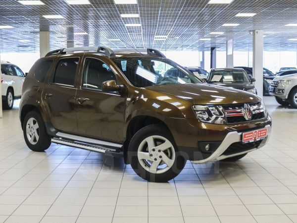 Renault Duster, 2016 год, 729 900 руб.
