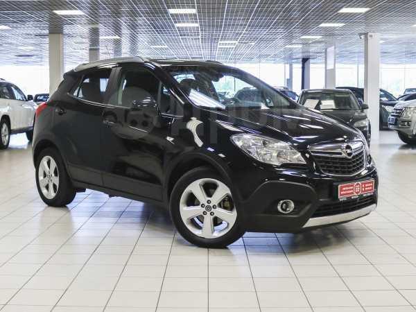 Opel Mokka, 2013 год, 678 000 руб.