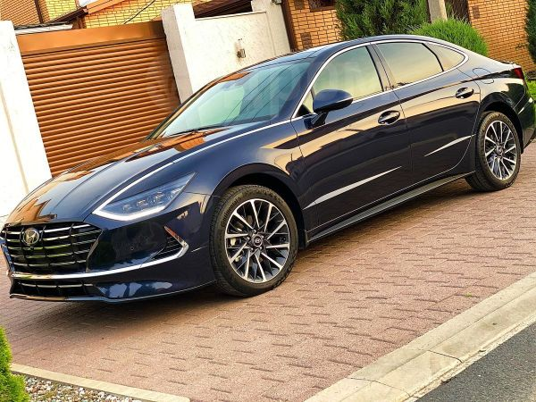Hyundai Sonata, 2020 год, 1 950 000 руб.