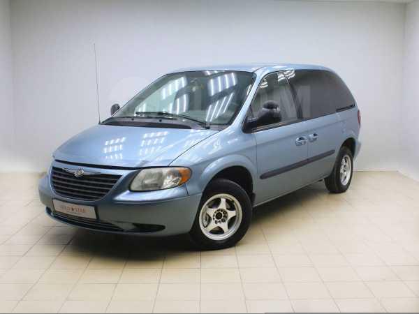 Chrysler Voyager, 2003 год, 306 000 руб.