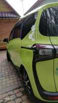 Toyota Sienta, 2015 год, 910 000 руб.