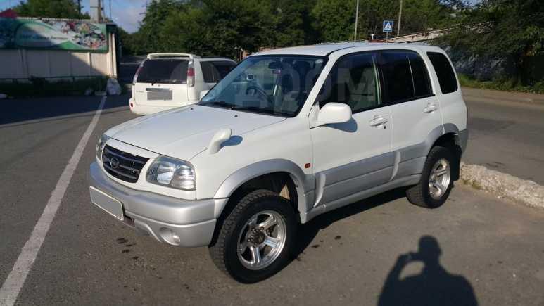 Suzuki Escudo, 2001 год, 550 000 руб.