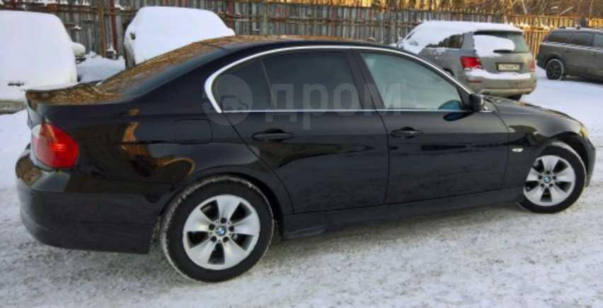 BMW 3-Series, 2008 год, 725 000 руб.