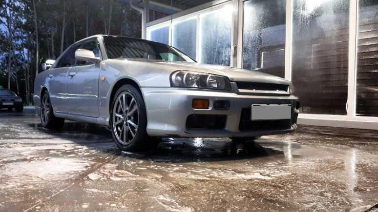 Nissan Skyline, 1999 год, 285 000 руб.