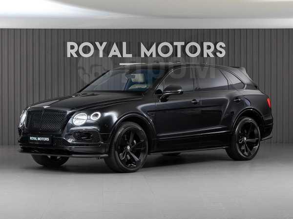 Bentley Bentayga, 2019 год, 15 790 000 руб.