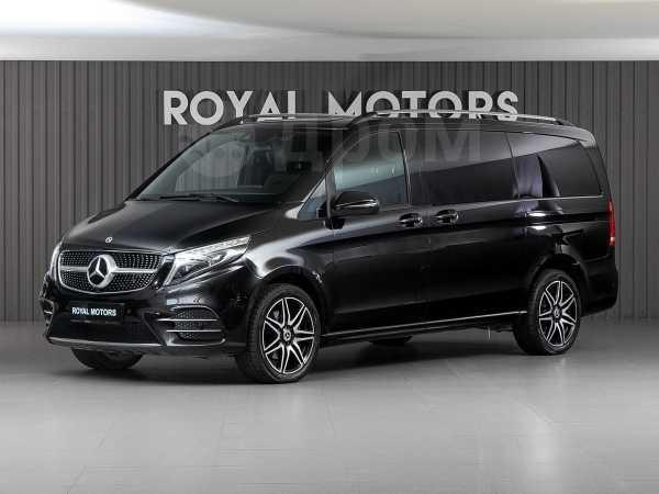 Mercedes-Benz V-Class, 2019 год, 3 940 000 руб.