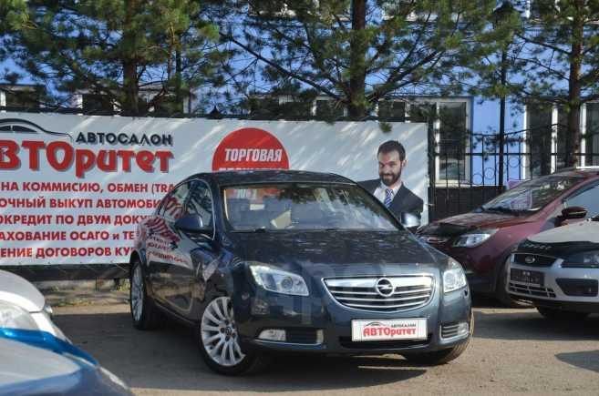Opel Insignia, 2008 год, 520 000 руб.