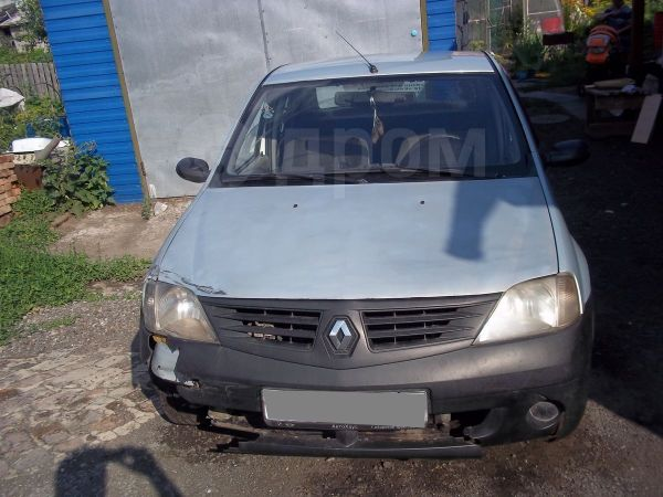 Renault Logan, 2007 год, 90 000 руб.