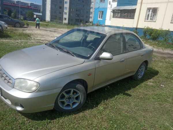 Kia Sephia, 2003 год, 135 000 руб.