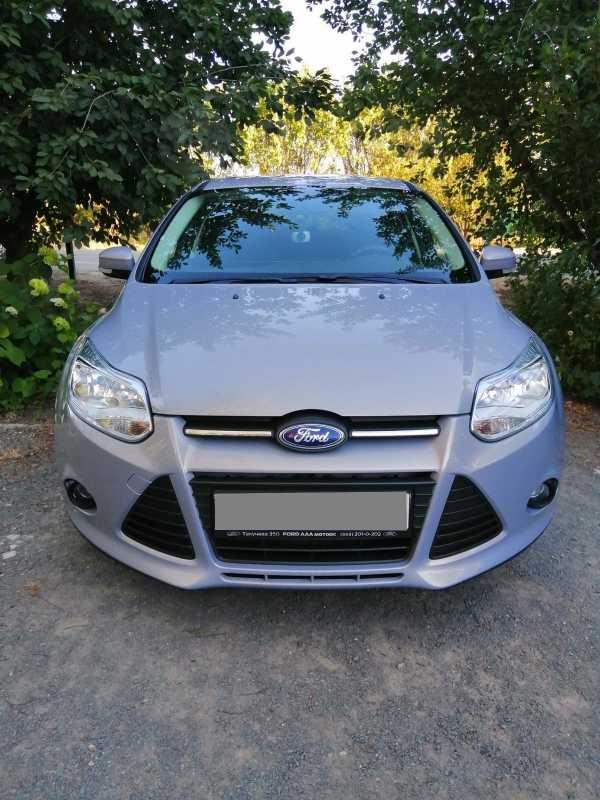 Ford Focus, 2012 год, 487 000 руб.