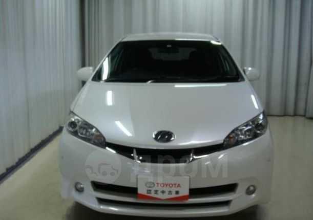 Toyota Wish, 2012 год, 330 000 руб.
