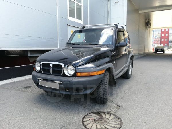 ТагАЗ Тагер, 2011 год, 389 900 руб.