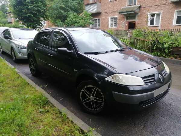 Renault Megane, 2005 год, 180 000 руб.