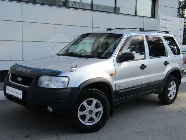 Ford Escape, 2001 год, 300 000 руб.