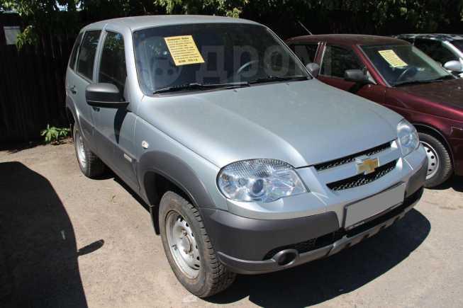 Chevrolet Niva, 2016 год, 415 000 руб.