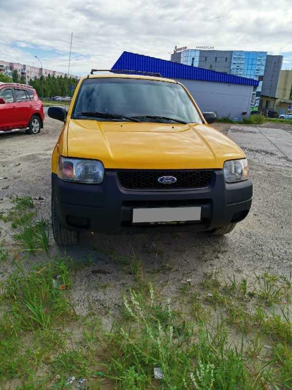 Ford Escape, 2001 год, 250 000 руб.