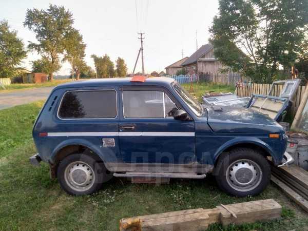 Лада 4x4 2121 Нива, 1983 год, 47 000 руб.