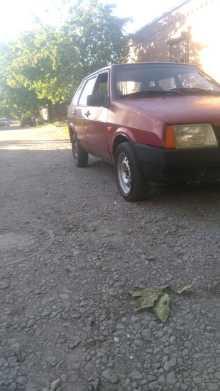 Ростов-на-Дону 2109 1988