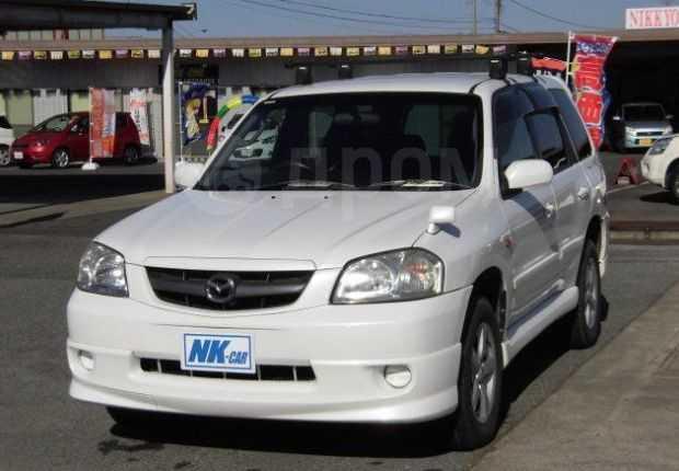 Mazda Tribute, 2005 год, 280 000 руб.