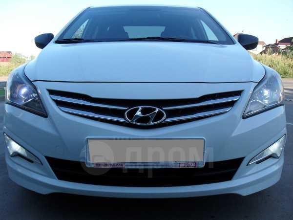 Hyundai Solaris, 2014 год, 695 000 руб.