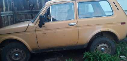 Иркутск 4x4 2121 Нива 1983